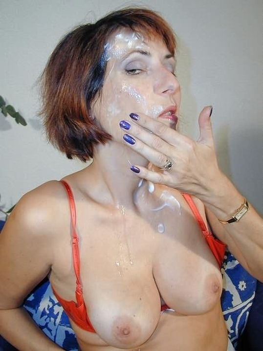 Брызги спермы на лице у зрелых женщин фото, девушки голые с красивым телом