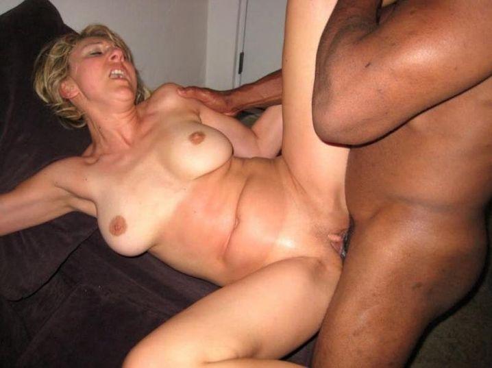 Big tit mature lesbian