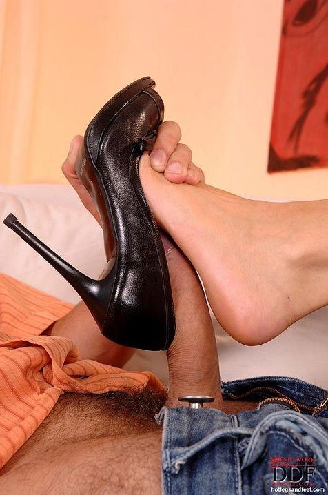 в обуви онлайн порно смотреть